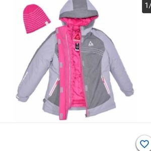 Gerry Girls Youth 3 in 1 Jacket
